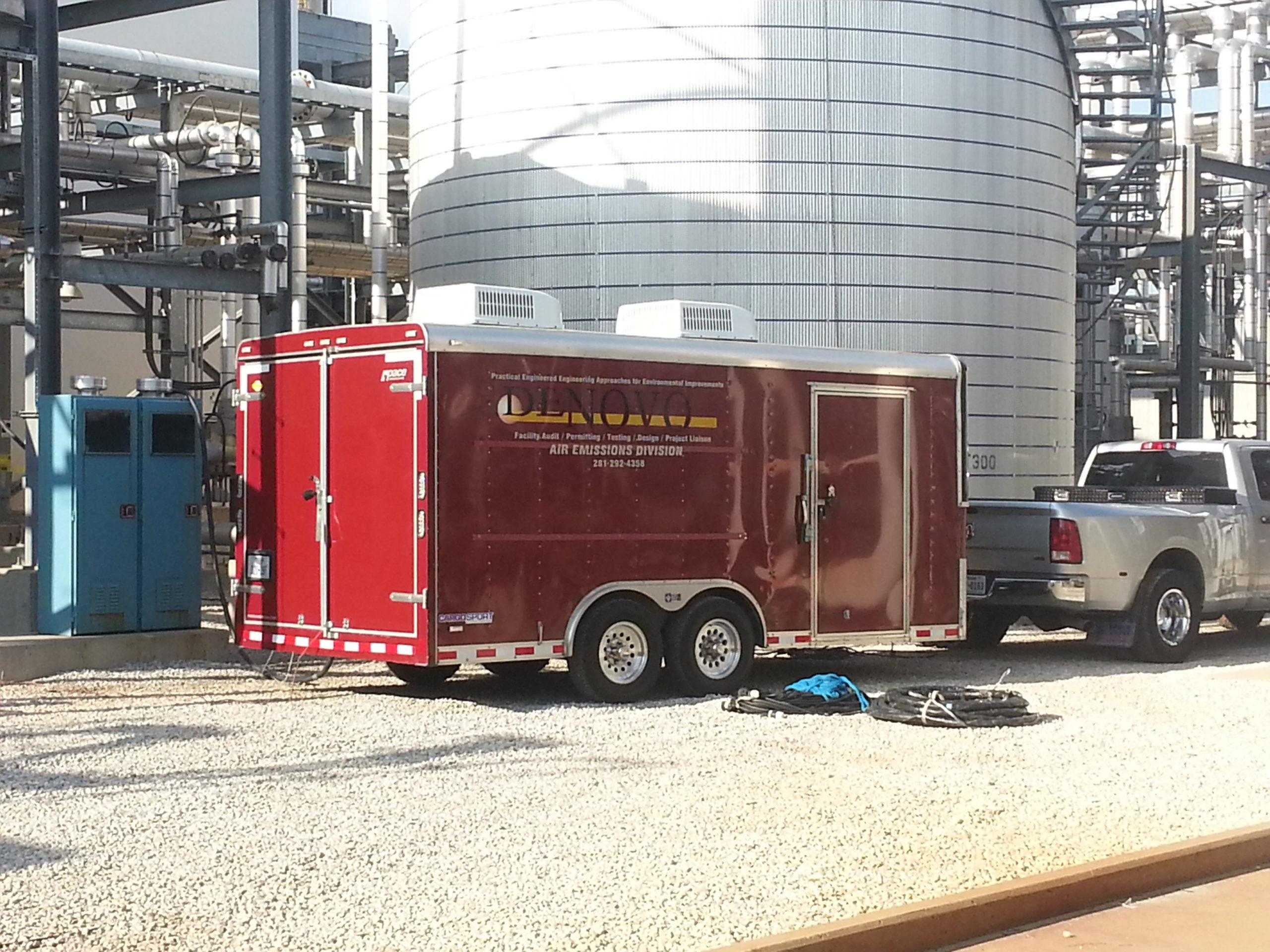 denovogt equipment trucks
